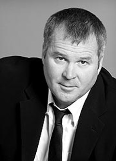 Colm Magner, actor,