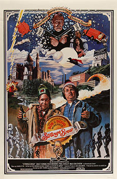 Strange Brew, movie poster