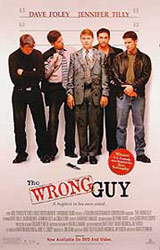 ;The Wrong Guy, 1997 movie poster;