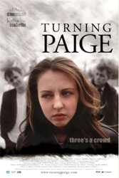 ;Turning Paige, movie poster;