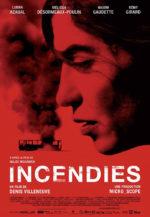 Incendies, movie, poster,