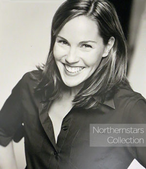Jillian Fargey, actress,