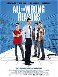;All the Wrong Reasons, movie poster;