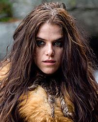 Tiio Horn, actress,