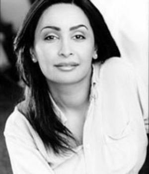 Mitra Loraz, actress,