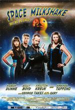 Space Milkshake, movie, poster,