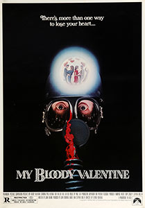 My Blood Valentine, movie, poster,