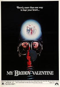My Blood Valentine, movie, poster,