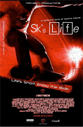 ;Sk8 Life, movie poster;