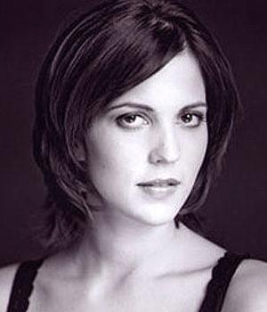 Claudia Jurt, actress,