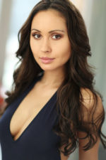 Moneca Delain, actress,