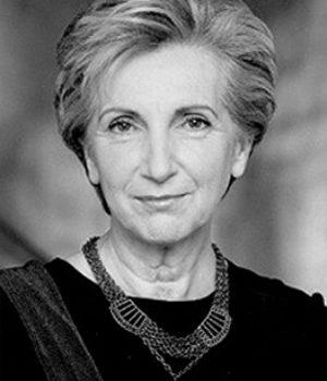 Muriel Dutil, actress,