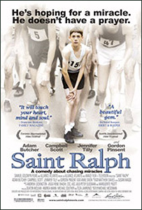 Saint Ralph, movie, poster,