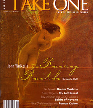 Take One, cover, Issue 32,