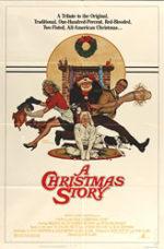 A Christmas Story, movie, poster,
