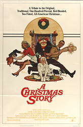 A Christmas Story, movie, poster,