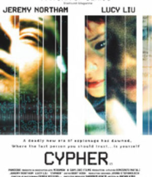 Cypher, movie poster