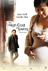 ;The High Cost of Living, movie poster;