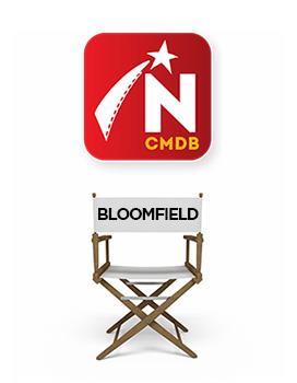 George Bloomfield, film director,