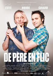 ;De père en flic, movie poster;