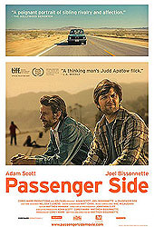 ;Passenger Side, 2009 movie poster;