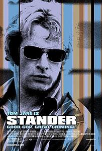 Stander, movie, poster,