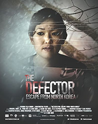 The Defector, movie poster