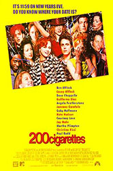 Two Hundred Cigarettes, movie poster