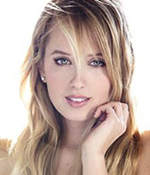 Megan Park, actress,