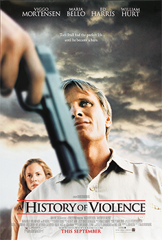 ;A History of Violence, movie poster - Northernstars Collection;
