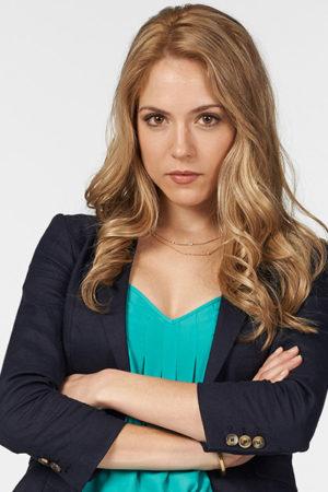 Brooke Nevin, actress,