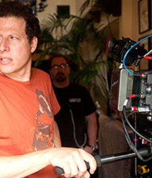 Arie Posin, director,