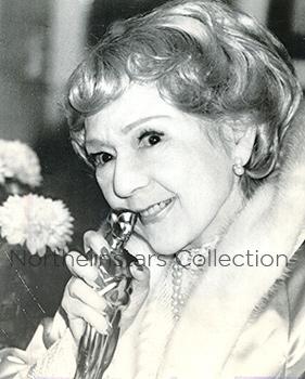 Mary Pickford with Oscar