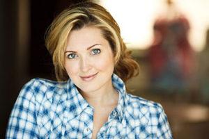 Kirstin Howell, actress,