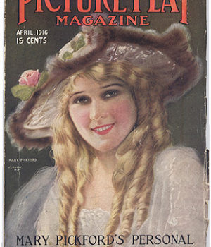 Picture Play Magazine cover