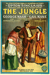 The Jungle, 1914 movie poster