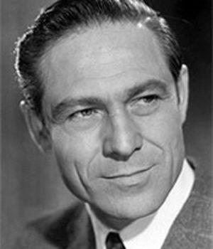 Joseph Wiseman, actor,