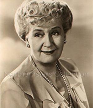 Lucille Watson, actress,