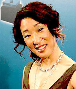 Sandra Oh, Genie Awards, actress,