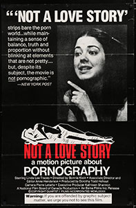 Not A Love Story, movie poster