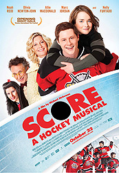 Score: A Hockey Musical, movie poster
