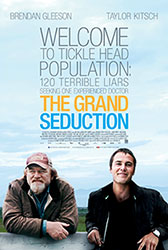 ;The Grande Seduction - 2013 movie poster;