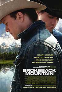 Brokeback Mountain, movie poster,