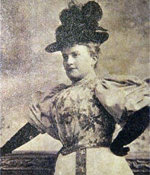 May Irwin, actress,