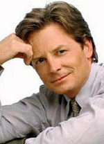 Michael J. Fox, actor,