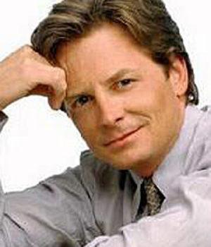 Michael J. Fox, actor,