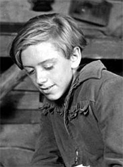 Ralph Endersby, actor,