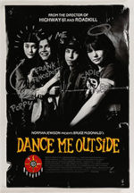 Dance Me Outside, movie poster