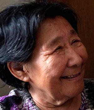 Madeline Piujuq Ivalu, actress,