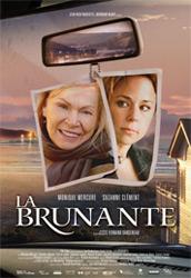 Poster for the movie La Brunante